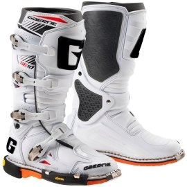 Мотоботы Gaerne SG-10 Supermotard White - Мотоботы Gaerne SG-10 Supermotard White