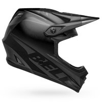 Шлем Bell MOTO-9 YOUTH MIPS Glory Matte Black
