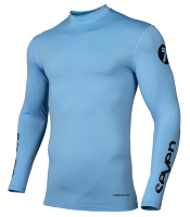 Джерси Seven ZERO COMPRESSION Blue