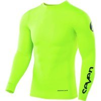 Джерси Seven ZERO COMPRESSION  Flo Yellow