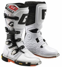 Мотоботы Gaerne Gx-1 Supermotard White - Мотоботы Gaerne Gx-1 Supermotard White