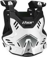 Панцирь Thor Sentinel GP White Black