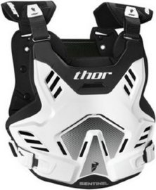Защита тела Thor Sentinel GP White Black - Защита тела Thor Sentinel GP White Black