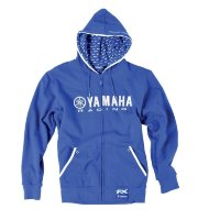 Толстовка Factory Effex Yamaha Racing Zip-Up Hoodie- Blue