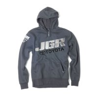 Толстовка на молнии Factory Effex JGRMX Shadow Zip-Up Hoodie- Grey