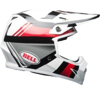 Шлем Bell MX-9 Mips Marauder WHT BLK/RED