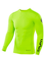 Джерси ZERO BLADE COMPRESSION JERSEY Flow Yellow