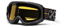 Маска детская Smith Snow Gambler Black - Dual Airflow Lens
