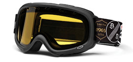 Маска детская Smith Snow Gambler Black - Dual Airflow Lens - Маска детская Smith Snow Gambler Black - Dual Airflow Lens