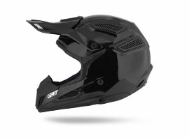 Шлем Leatt GPX 5.5 Solid Black - Шлем Leatt GPX 5.5 Solid Black
