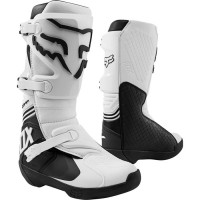 Мотоботы Fox Comp Boot White