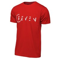 Майка Seven Fragment Tee Red