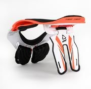 Защита шеи Leatt Neck Brace GPX 5.5 - Orange White Black - Защита шеи Leatt Neck Brace GPX 5.5 - Orange White Black