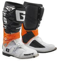 Мотоботы Gaerne SG-12 Orange-Black-White