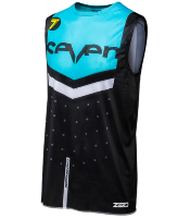 Джерси Накидка Seven ZERO FLITE OVER Black/Blue